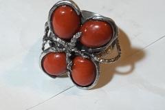 anello corallo rubrum